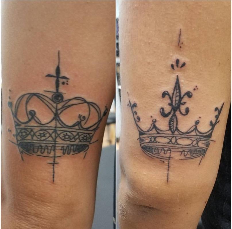 Hammett tattoo parlor best tattoo shop near you for Black and grey tattoo artists near me