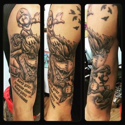 100 hammett tattoo studios best tattoo best tattoo for Palm springs tattoo shops